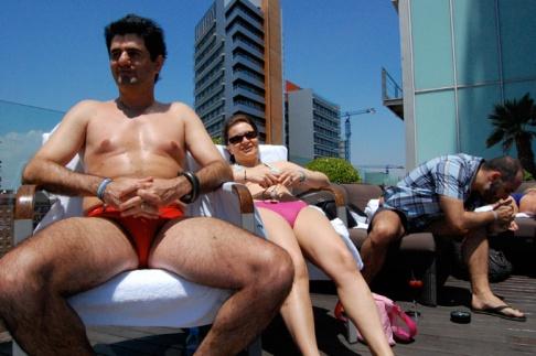 SUMMERCASE '08 - HOTEL