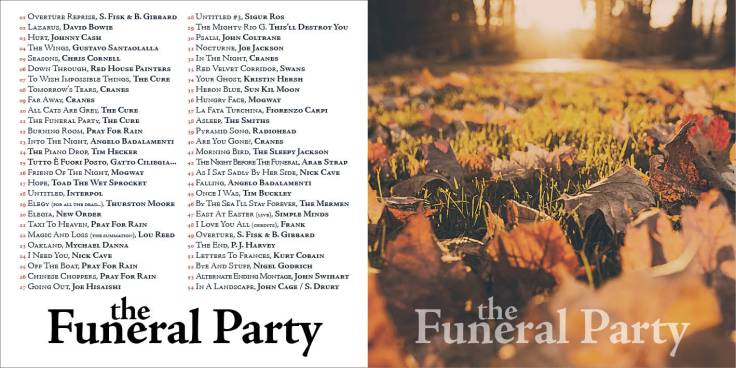 Cover Funeral Party