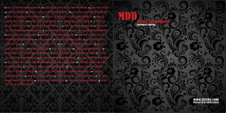 Cover Musica dei Drogati