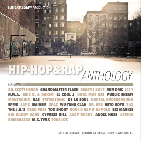 Hip-Hop&Rap Anthology