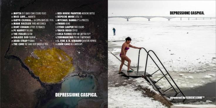 cover depressione caspica