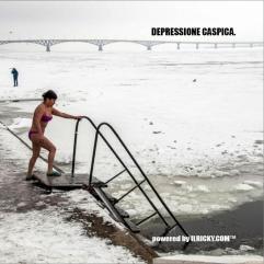 Cover Depressione Caspica.