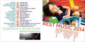 Cover Best Music 2014