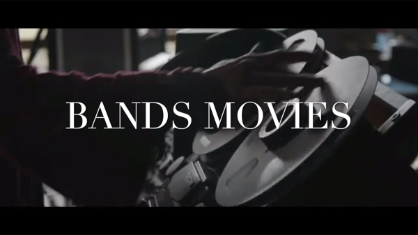 bands movies copertina